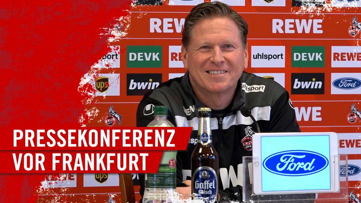 PK vor Frankfurt