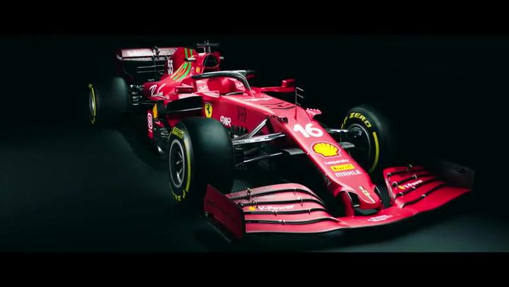 Así es el nuevo Ferrari SF21