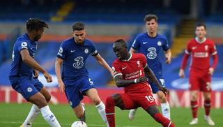 De un lado para otro: El tremendo baile del Liverpool en el primer gol de Mané ante Chelsea