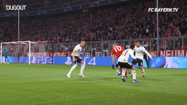 European Nights: Bayern Thrash Benfica