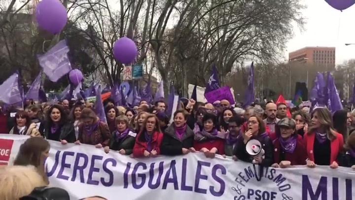 Delegación del Gobierno en Madrid prohíbe todas las marchas y concentraciones del 7 y 8M
