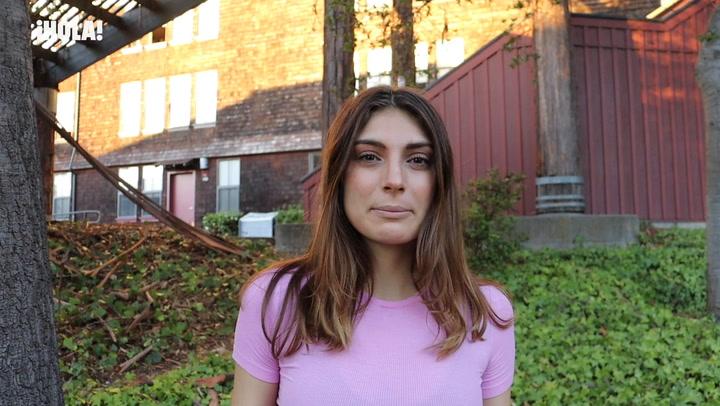 Paulina Villalonga muestra cómo combatir el cambio climático a la hora de hacer la compra