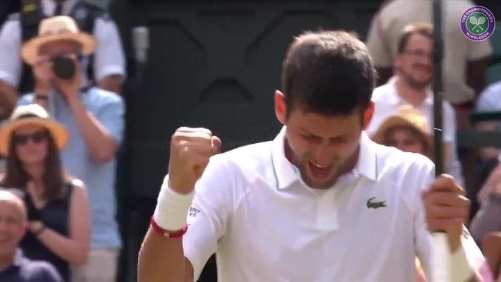 Djokovic se crece para doblegar a un gran Bautista y meterse en su sexta final