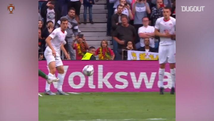 Hat-Trick Heroes: Cristiano Ronaldo Vs Switzerland