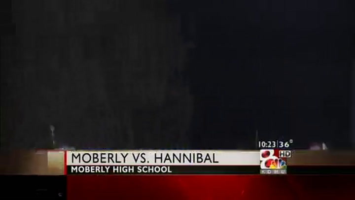 Hannibal at Moberly District Semifinals