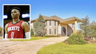 Russell Westbrook's Oklahoma Mansion Has a Lot fo Offer for $1.7M