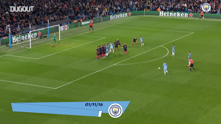 Kevin De Bruyne reaches 50 goals for Manchester City