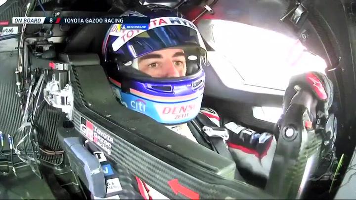 Fernando Alonso gana en Spa y acaricia el título con Toyota