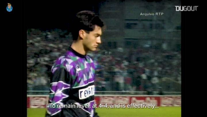 João Pinto relives Vítor Baía's historical FC Porto career