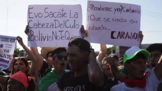 Bolivia pide a la OEA que audite los comicios del domingo