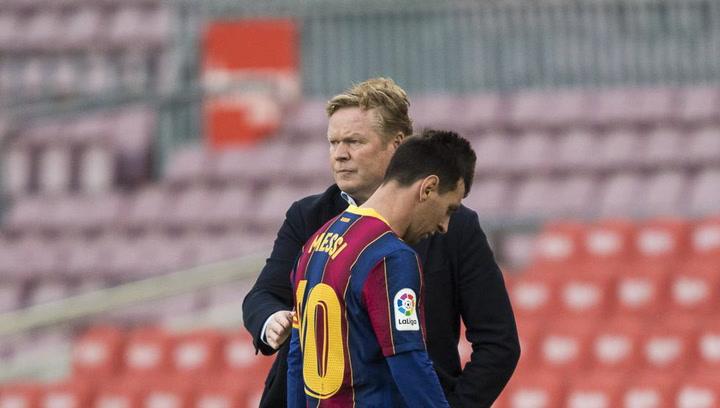Rac1: Koeman no seguirá en el Barça