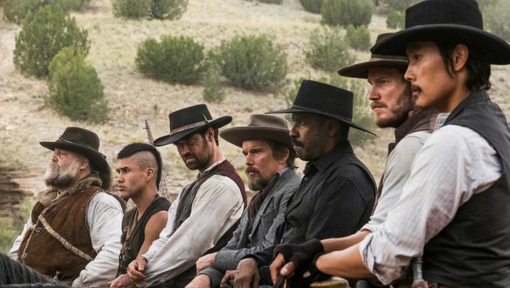 'The Magnificent Seven' (2016) Trailer
