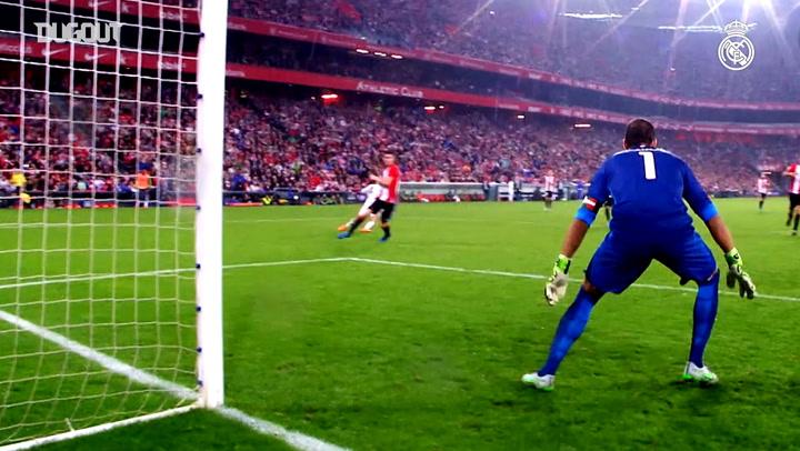 Karim Benzema'nın Athletic Bilbao'ya Attığı Goller