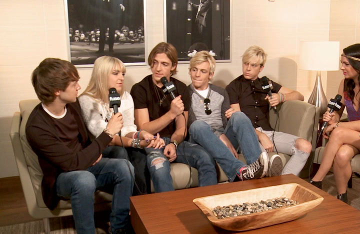 Interviews: SoCal Pop-Rock Band R5, ft. 'Glee' & Disney Stars, Talk Debut Album
