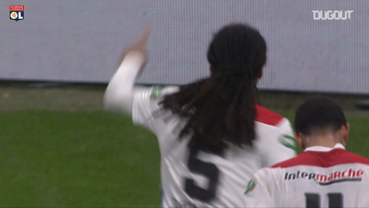 Jason Denayer's best moments with Olympique Lyonnais