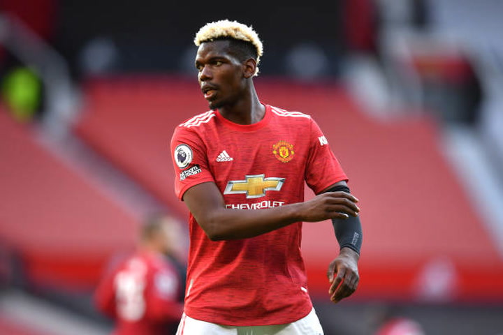 Manchester United star Paul Pogba offered to Liverpool by agent