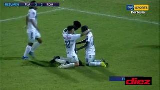 Platense consigue valioso triunfo in extremis ante Real de Minas y aviva la ilusión de clasificación