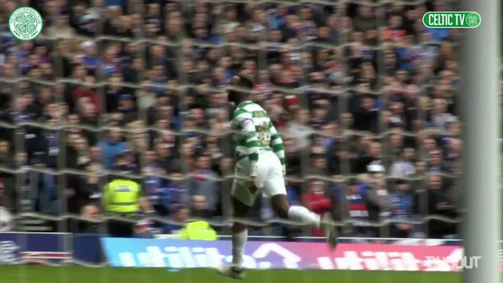 Melhores momentos de Moussa Dembélé pelo Celtic