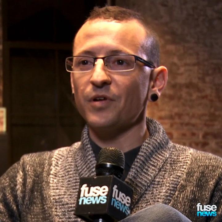 Linkin Park Frontman Unveils T-Shirt Collab With Porsche Design