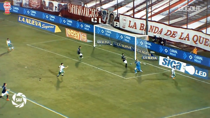 Marcos Díaz's best saves for CA Huracán