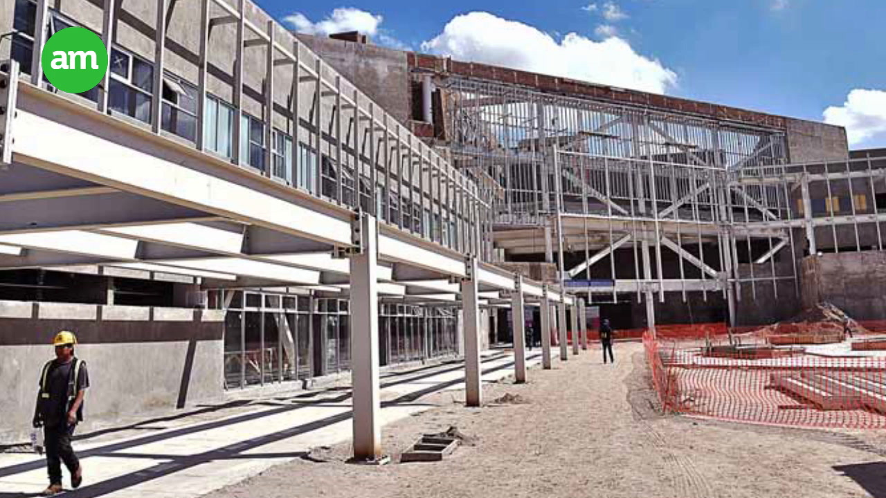 Video: Hospital General será terminado en agosto