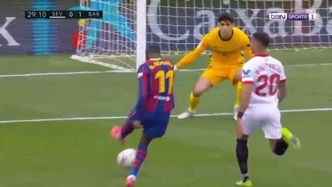 Barcelona 2-0 Sevilla (Liga de España)