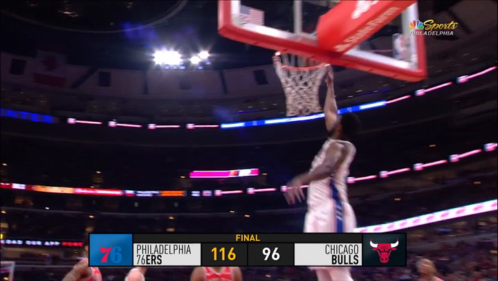 Resumen de la jornada de la NBA del 7 de abril de 2019