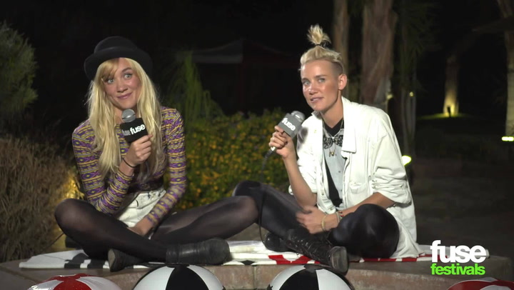 Who Does NERVO Want To Watch At Coachella?
