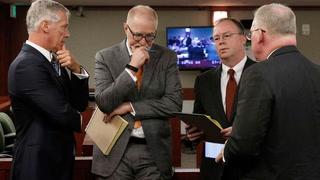 Las Vegas judge's ruling will halt tonight's execution