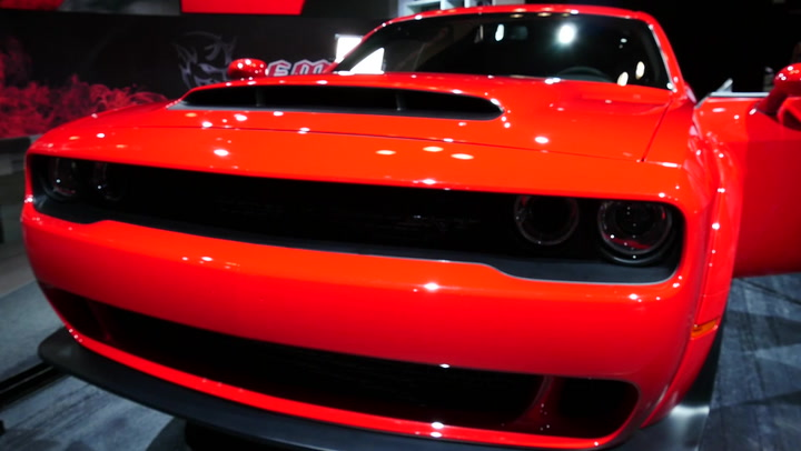 2018 dodge hellcat demon. plain hellcat 2018 dodge challenger demon  performance specs pictures for dodge hellcat demon
