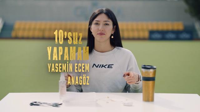 10'suz Yapamam - Yasemin Ecem Anagöz