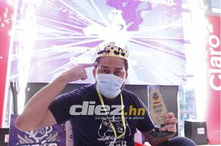 Adán Elvir, campeón de El Rey del Fifón 2021:
