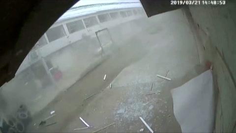Violenta explosión en planta química china