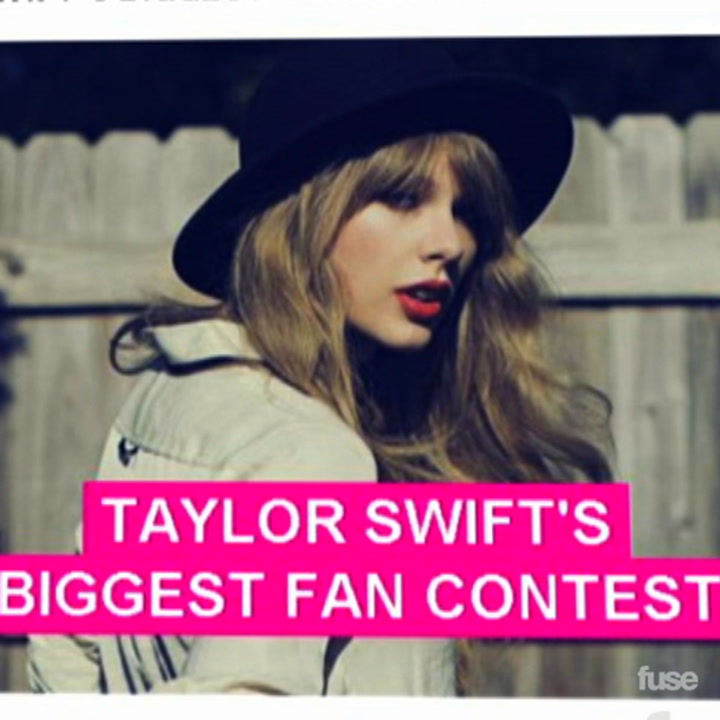Taylor Swift Will NOT Meet Her Creepy Hair-Sniffing Fan