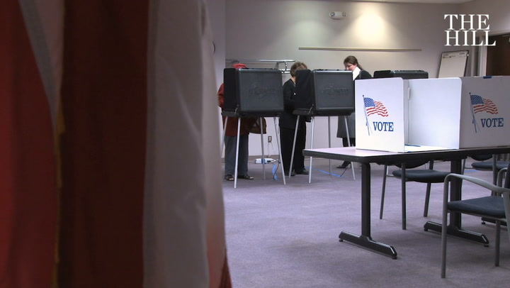 Senate Republicans block two election security bills
