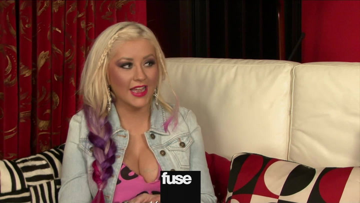 Interviews: Christina Aguilera on Why She's Leaving 'The Voice'