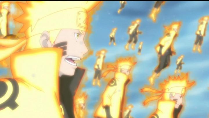 'Naruto' Profile: Six Paths Sage Mode