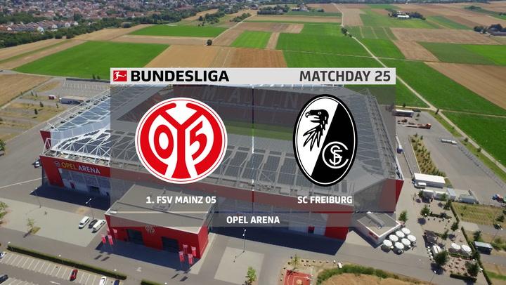 Mainz vence e ganha fôlego na luta contra o Z-3
