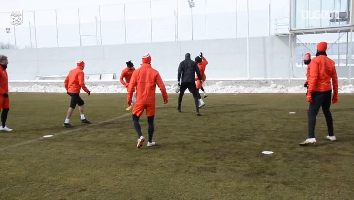 Sivasspor, Kayserispor Maçına Odaklandı