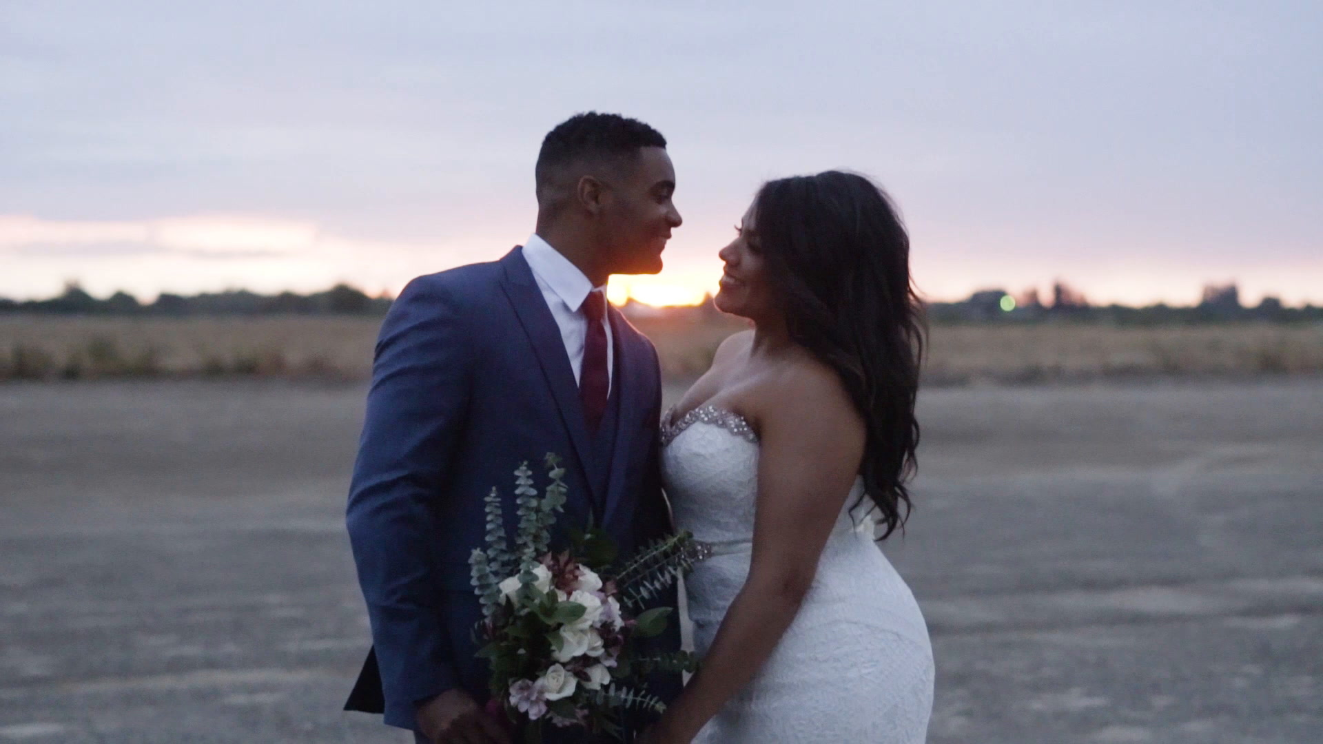 Donald + Viviana | Turlock, California | Pageo Lavender Farm
