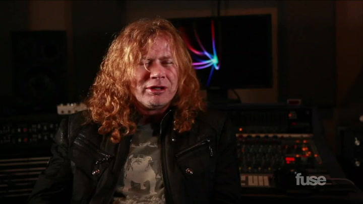 """Interviews: Megadeth's Dave Mustaine: """"Kenny G's a Monster & Can Shred on His Instrument"""""""
