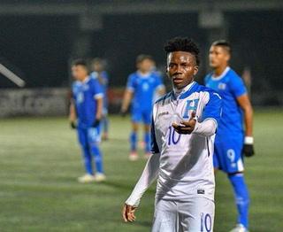 El último golazo de Carlos Mejía con la Selección Sub-20 de Honduras