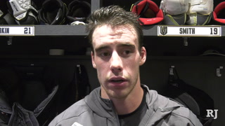 Reilly Smith Talks About Synergy With The Team