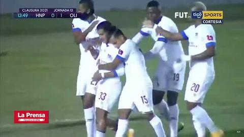 Honduras Progreso 0 - 5 Olimpia (Liga Salva Vida)