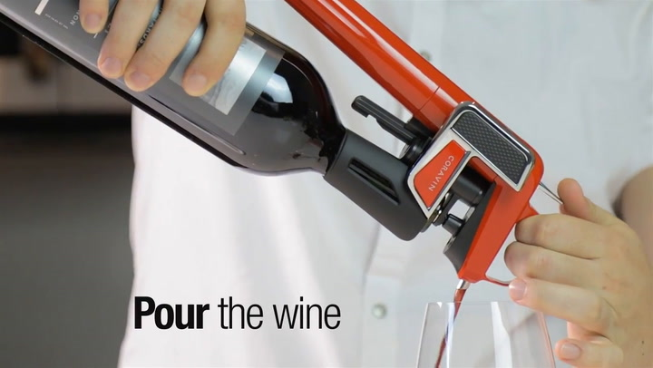 Preview image of Coravin Model 2 Elite Wine System video
