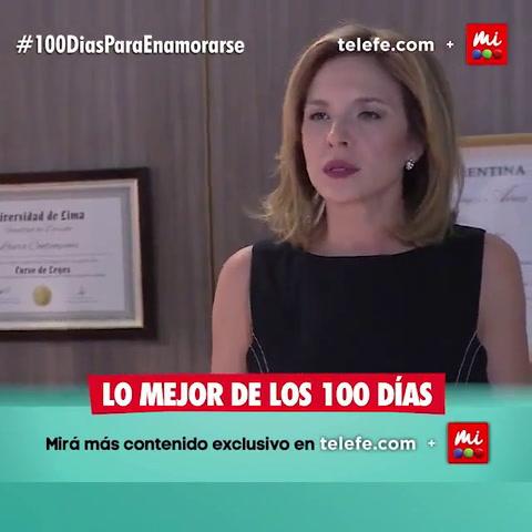 Llega el momento cumbre de 100 días, la telenovela que arrasó con el rating