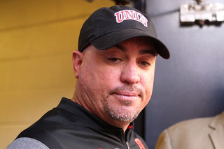 UNLV's Sanchez: It's been a frustrating year