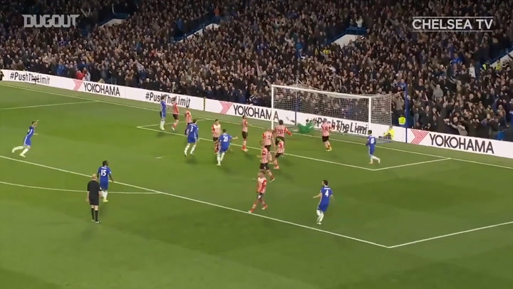 Diego Costa's top five Chelsea goals