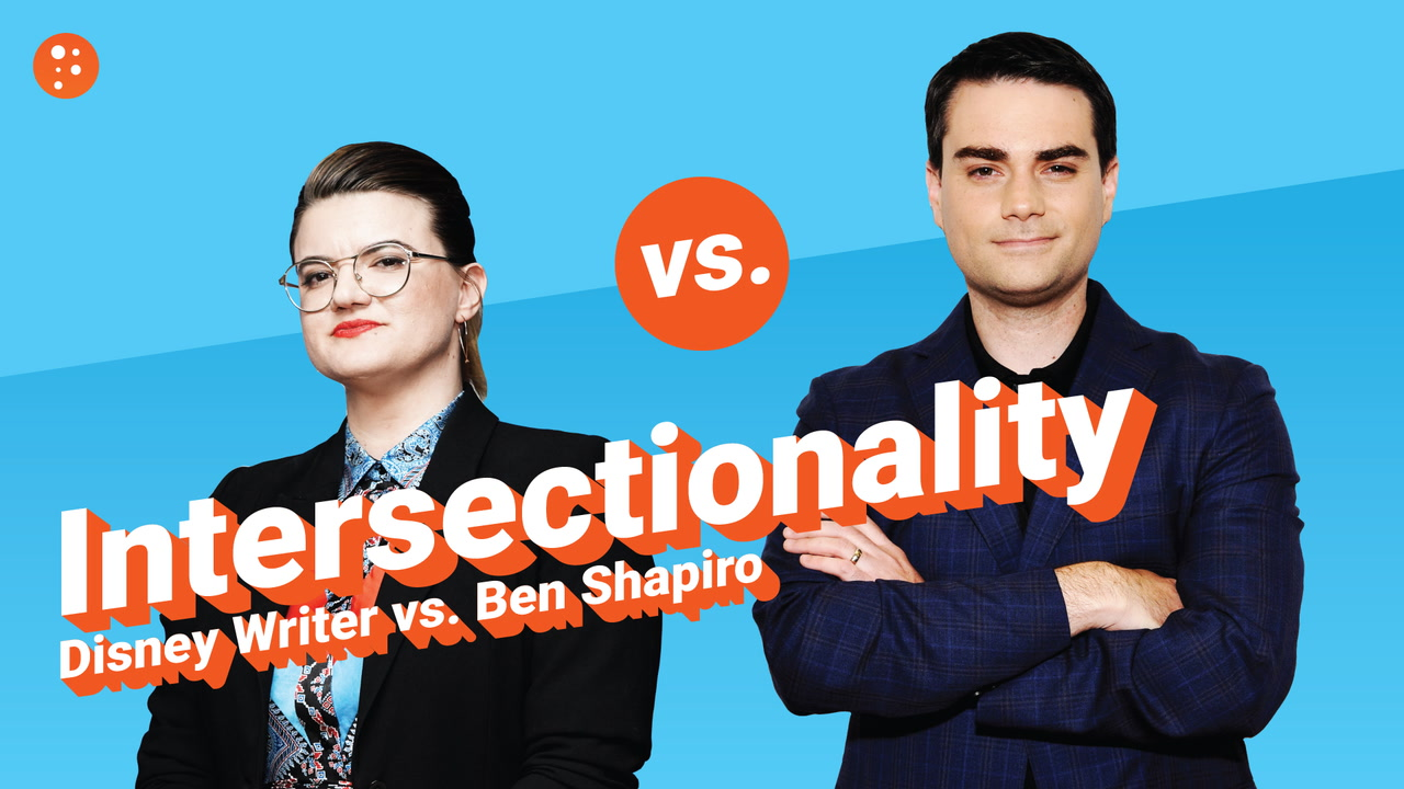 Intersectionality: Disney Writer vs. Ben Shapiro