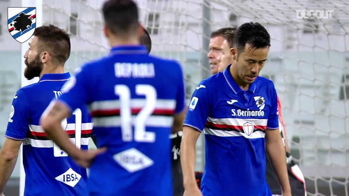 Maya Yoshida's best Serie A moments 2019-20